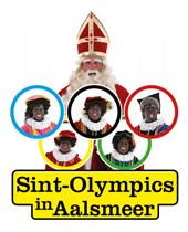 Sinterklaas in Aalsmeer